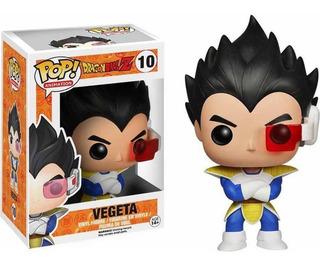 Figura Funko Pop Animation Dbz - Vegeta 10 Mejor Precio!!