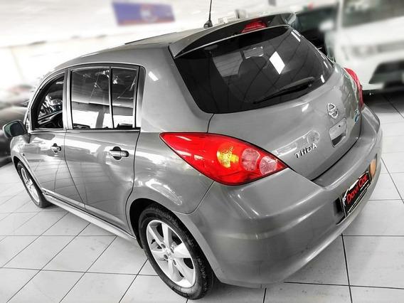 Nissan Tiida 1.8 Sl 16v Top!!!