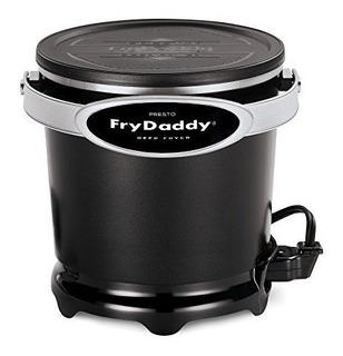 Frydaddy Solo Negro Freidora 1200