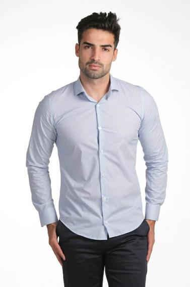 Camisa Camiseta Roupa Masculina Ix Luxo Slim Fit Ml36