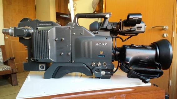 Filmadora Sony Dxc Dxc-d30 Com Ca-tx7 No Estado
