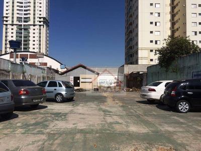 Terreno Comercial À Venda, Setor Bueno, Goiânia - Te0033. - Te0033