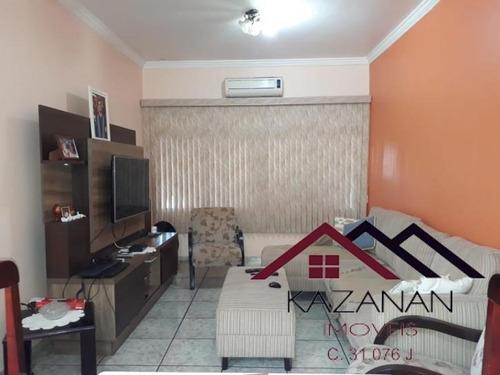 Casa 02 Dorms, Ampla, Quintal Nos Fundos, Garagem! - 2141