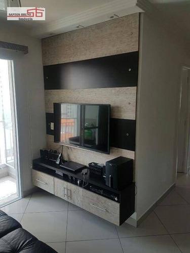 Apartamento À Venda, 65 M² Por R$ 450.000,00 - Limão (zona Norte) - São Paulo/sp - Ap1773