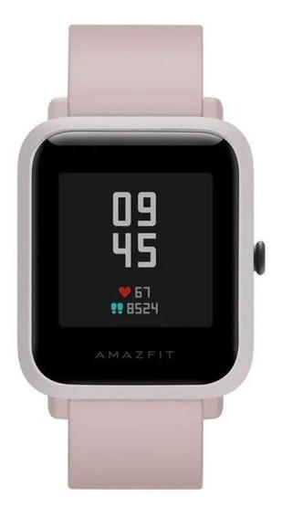 Relógio Amazfit Bip S A1821 - Warm Pink