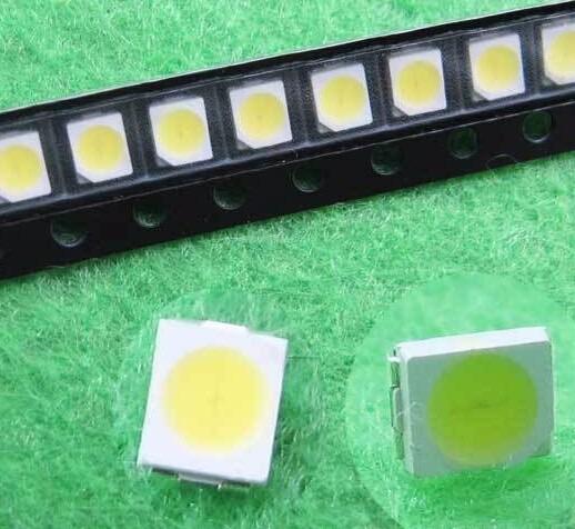 Led Alto Brilho 3 V 1 W 3528 De Uso Geral Branco C/20