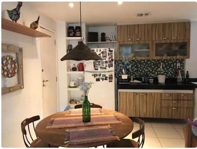 Apartamento Em São Francisco, Niterói/rj De 80m² 3 Quartos À Venda Por R$ 460.000,00 - Ap198483