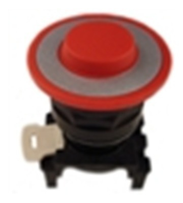 Botão De Emergência Gravado Stop Emergency- Eaton E22edb2n8e