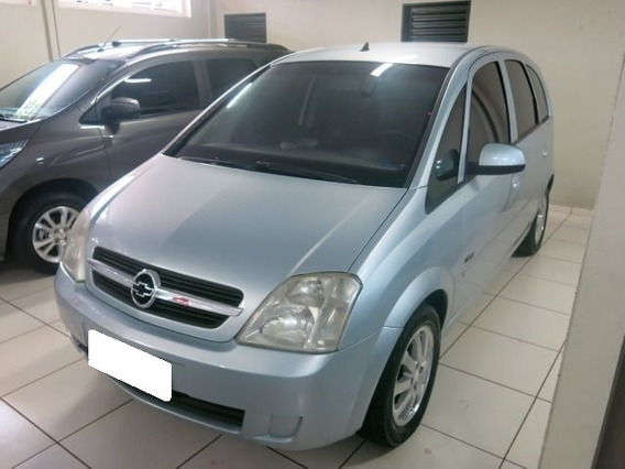 Meriva Maxx 1.8 Flex 4p Manual