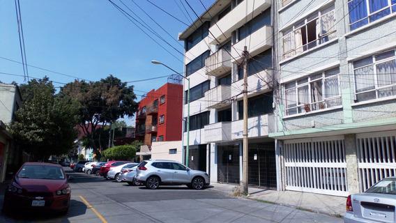 Departamento En Renta En Cdmx (df) Benito Juarez Del Valle