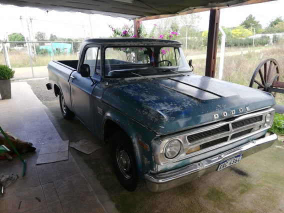 Dodge D100 D100 Pick Up