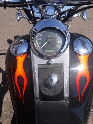 Harley-davidson Fxst