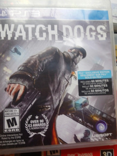 Watch Dogs Usado Ps3