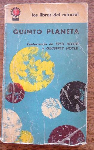 Imagen 1 de 3 de Quinto Planeta, Hoyle, Ed. Cia. Gral. Fabril