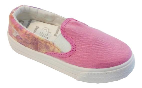 Zapatillas Panchas Niñas Marcapampero Modelo Fabi