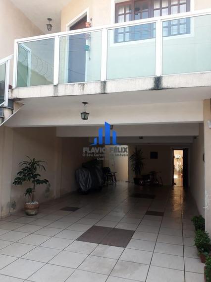 Sobrado 3 Dormitorios Com Area Gourmet Estuda Permuta Jardim Bom Clima - 532