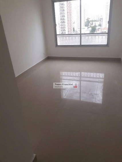 Alto Da Moóca - Zl/sp - 1 Dormitório, 1 Vaga- R$ 285.000,00 - Ap6158