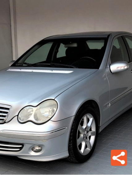Mercedes-benz Clase C 3.0 280 Elegance At 2007