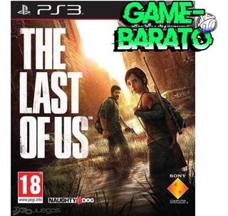 The Last Of Us Ps3 Digital Español Full Latino Entrega Ya