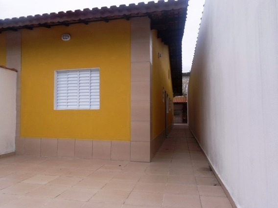 Casas Lado Praia Com 2 Dormitórios Em Mongaguá Ref 7618w