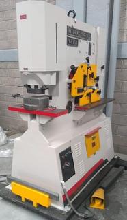Metalero Hidráulico Ironworker Geka 100 Ton