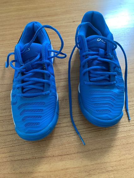 Zapatillas Tenis Niño Gel Resolution 7
