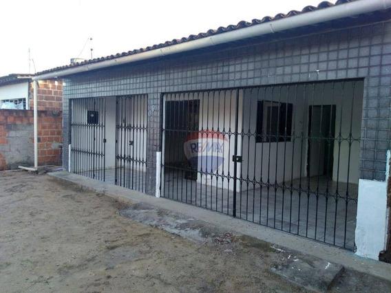 Casa Com 3 Quartos À Venda, Agamenon Magalhães - Igarassu/pe - Ca0096