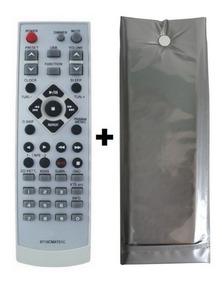 Controle Som Lg 6710cmat01a / 6710cmat01c + Capa Reforçada