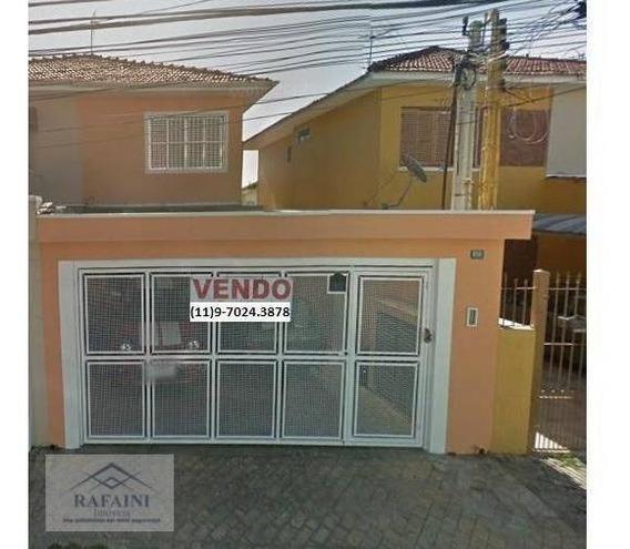 Imperdível Sobrado Na Vila Augusta - So0176