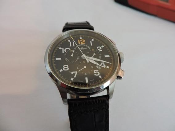 Reloj Zeno Watch Basel Pilot Chronograph Ref 6302 5030