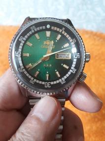 Relógio Orient Kd King Diver Automático Década 70 Muito Novo