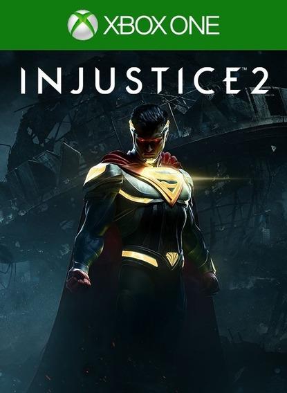 Injustice 2 Xbox One - 25 Dígitos (envio Rapido)