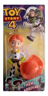 Toy Story Muñeco X1 Articulado Con Luz A Eleccion V Crespo