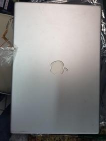 Lcd + Tampa + Dobradiças Macbook Pro 2006 15 Pol Completo