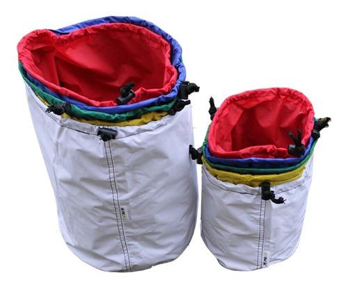 Imagem 1 de 1 de Kit 5 Bubble Bags 5 Litros Cultivo Indoor