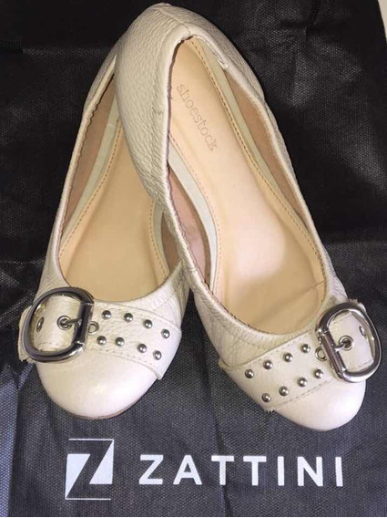 Sapatilha De Couro Shoestock