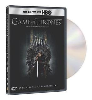 Game Of Thrones 8 Temporadas Caja - Audio Latino 38 Dvd