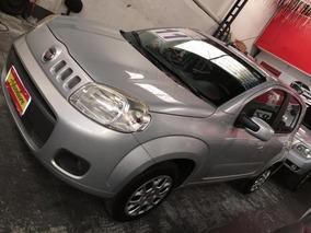 Fiat Uno Vivace 1.0 Prata 2011