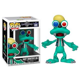 Funko Pop Goofy N° 409 Kingdom Hearts En Caja Nuevo