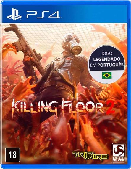 Killing Floor 2 - Português - [ps4] Lacrado