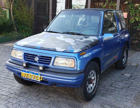 Suzuki Vitara Kanvas 4x4 Automátic