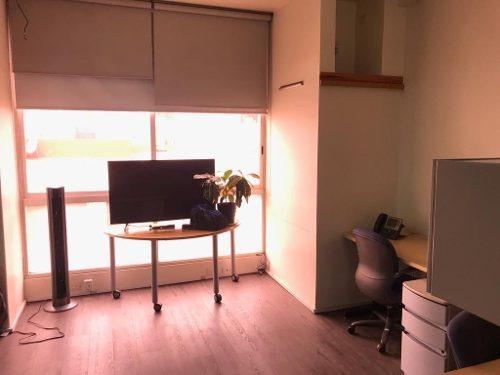 Se Vende Oficina Amueblada Y Muy Iluminada Oficina En Santa Fe