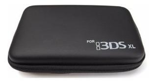 Case C/ Ziper Capa Rígida New 3ds Xl E Nintendo Dsi E Outros