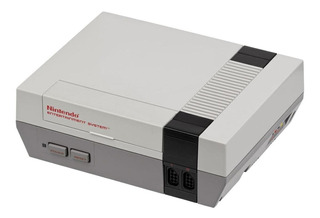 Nintendo NES Standard gris