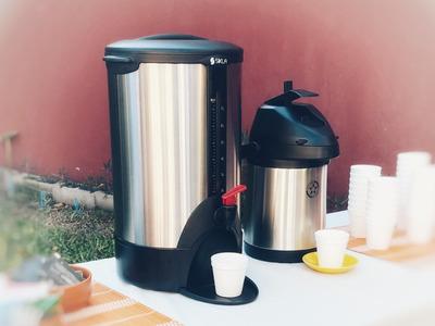 Alquiler De Cafeteras Y Termos - Coffee Breaks - Eventos