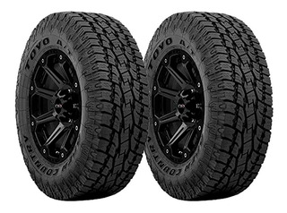 Paquete 2 Llantas 235/80r17 Toyo Open Country At2 120r Msi