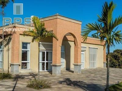 Terreno Para Venda No Condomínio Figueira Garden Em Atibaia - Tc00064 - 4546188