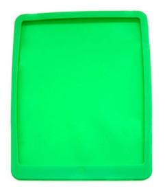 Imperdível!!!capa Case P\ iPad Em Silicone Verde A1863