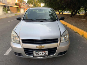 Chevrolet Chevy 1.6 Sedan Mt 2010