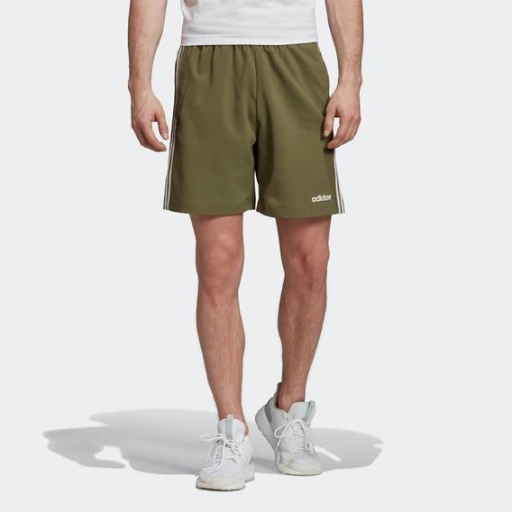 Short adidas Essentials 3 Stripes Chelsea Envio Gratis